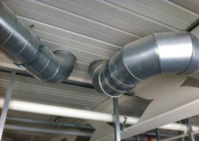 Diverses intervention «Ventilation»