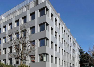 Implénia – Site Avant-Poste Lausanne